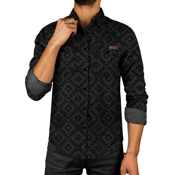 Chemise Homme One Wicked Urbaine Et Sportswear Mode OfOqr